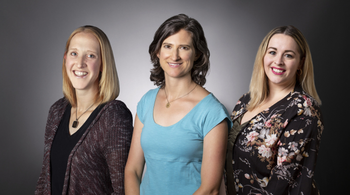 J Scott Marketing team photo