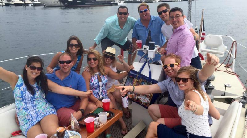 Sightsailing of Newport – Strategic Marketing + PR